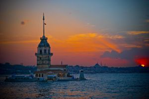 maiden tower by emregurten