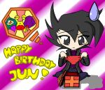 Happy Birthday Jun by Neowitch