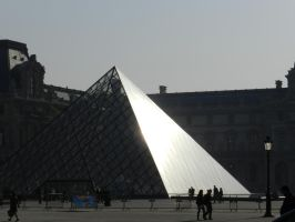 Musee du Louvre by andreibsc