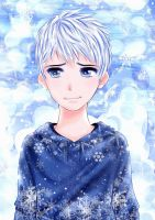 Jack Frost - I'm here by ivoryneva