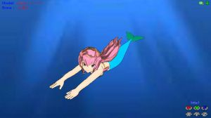 mmd luka mermaid by olive-happy