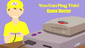 YCPT - Game Doctor by X-Cross