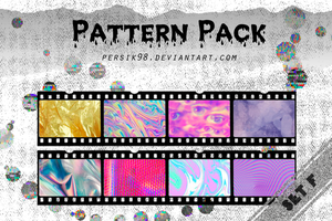 Pattern Pack #F by Persik98