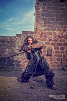 Thorin Oakenshield - fight by hizsi