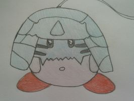 Alphonse Elric Kirby by Cherrywind101