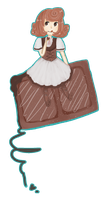 That One Chocolate by arivetti