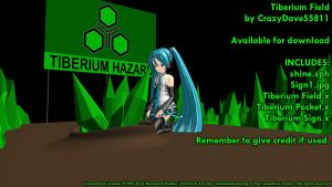 DL - Tiberium Field by CrazyDave55811