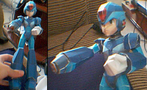 Mega Man X8 by evan3585