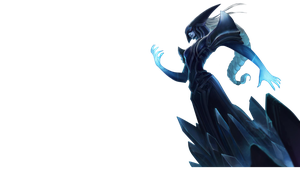 Lissandra Cutout by Xilent21
