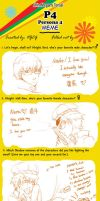 Persona 4 meme - minor spoiler by gingaspace