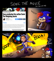 Sonic the Movie by Elias1986