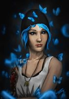 Chloe Price by HunDrenus
