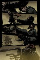 Silent Hill Downpour #2 Page 8 by T-RexJones