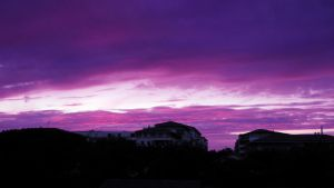 The Sky From my Window by Ynos313