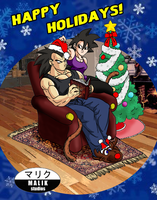 DBNA Holiday Card - Rigor and Separi by MalikStudios