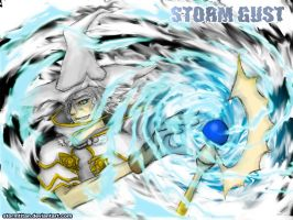 LLRO Contest Entry- Storm Gust by StormTitan