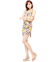 Eunjung PNG by AlleakiMikaela