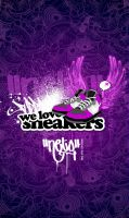 WE LUV SNEAKERS by aphrok