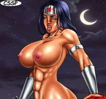 WonderWoman 3 by cssp