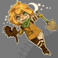 Chibi SS for Unforgiven-Unloved by crazyrainbowstars