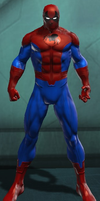 Spider-Man (DC Universe Online) Updated by Macgyver75