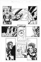 End of Days pg. 4 by PeterPalmiotti