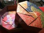 Origami Gift Boxes by Omaline