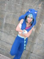 Like A Boss! ~ Miku Sonic by KokoCosplay
