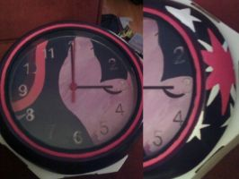 Twilight Sparkle clock by cutiechibi