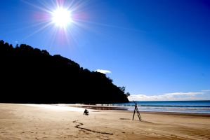 Ohope beach by and1tricker