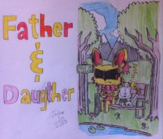 Father and Daughter by Josh-S26