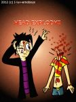 JTHM- Head explody by I-Luv-Emoboys