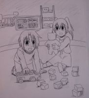 Request: DGM Toddler by YoukaiIra