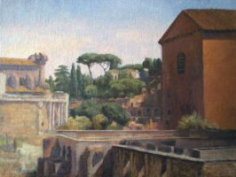 Rome by jpacer