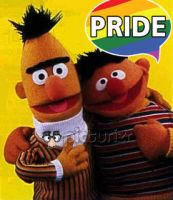 Bert and Ernie by picturizr