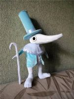 Excalibur plushie by Rens-twin