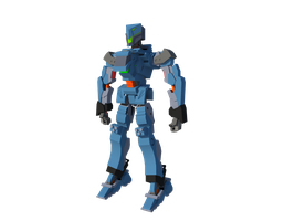 Mecha Striker Complete v2 by Eddkun