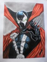 Spawn by elartificioso