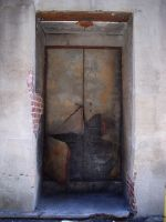 Old Door by irishcompass