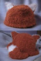 Cute Foxy hat by Tealya