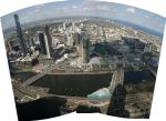 Panoramic shot of Melbourne by BoB242