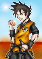 Dragon Ball The Movie by deena-chan