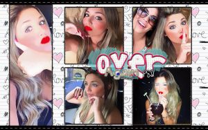   Over Again PSD   by Mrsrulos