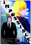 [SasuNaru] Impossible - Cover-Ch.1-Mission by Lesya7