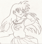 Kagome simple drawing by LiatLNS