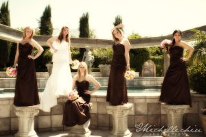The Muses by MichelleChiu