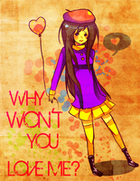 why won't you love me by EnkyIII