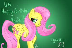 Another Happy Birthday by LupusSilvae