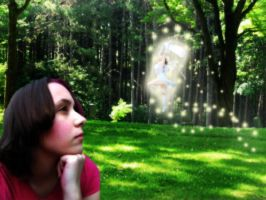 Righteous Fairy Friend by AHeartCanBurn