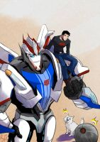 crossover tfp and YJ by riyancyy777